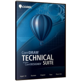 CorelDRAW Technical Suite 365-Day Subs. (51-250)