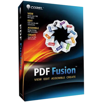 Corel PDF Fusion 1 License ML (251-350)