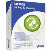 Paragon Backup & Recovery Home RU