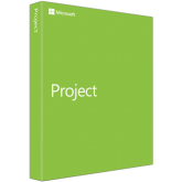 Microsoft Project Professional (Pro) Single-Russian License/Software Assurance Pack OPEN No Level with 1 Project Server CAL