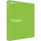 Microsoft Project Standard 2019 Win All Languages Online Product Key License 1 License