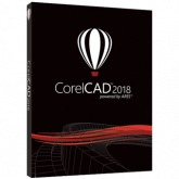 CorelCAD 2019 License PCM ML Lvl 4 (251-2500)