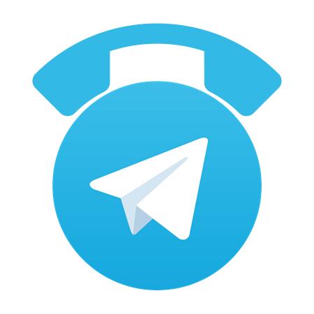 иконка приложения Позвонить в Telegram